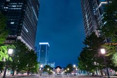 新丸の内ビルディング・丸ビル・グラントウキョウ・東京駅