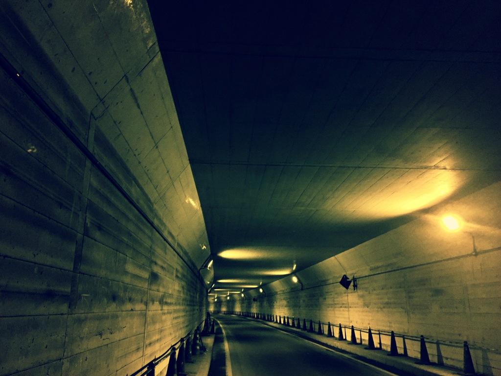 ポルティエ・トンネル