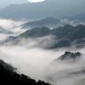 世界遺産の雲海