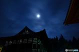 1200年間、変わらぬ景色と月