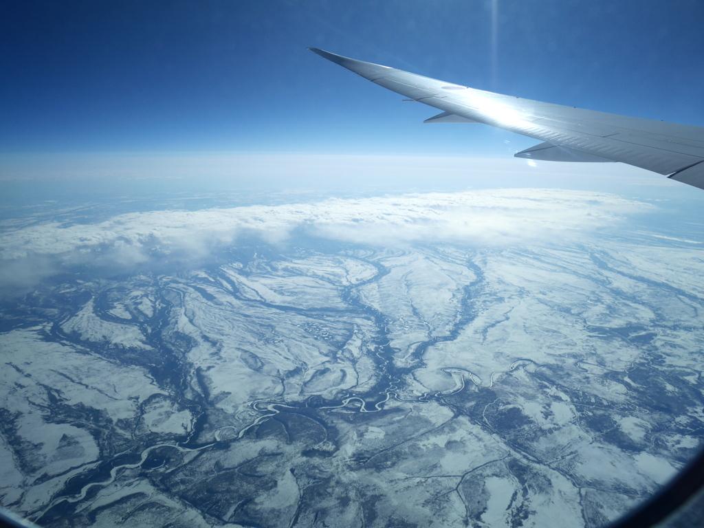 世界の翼窓から-2.シベリア
