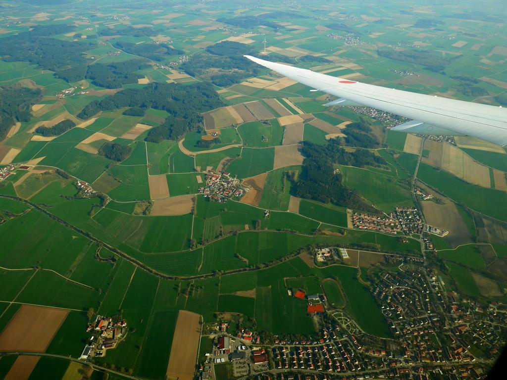 世界の翼窓から-3.南ドイツ