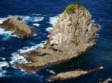 京丹後の要塞島