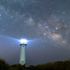 Lighthouse & Milky Way
