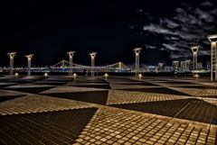 晴海 night-scene