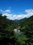 高原の青空と・・・