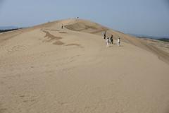 鳥取砂丘・1