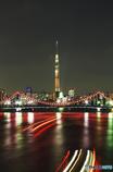 東京風景⑬ #隅田川 #東京スカイツリー