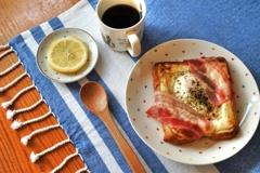 朝食 召上がれ… 8月11日小さな夏休みの初日