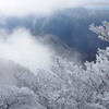 稲村ヶ岳山頂にてⅡ