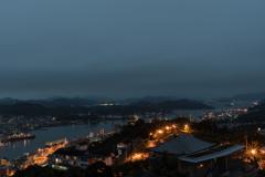 尾道水道~夜明け前