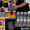 缶ビールの誘い