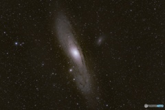 アンドロメダ銀河 M31         2018-07-22