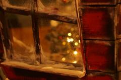 窓越しのクリスマス #1