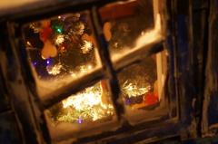 窓越しのクリスマス #3