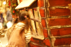 窓越しのクリスマス #4