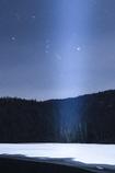 星夜の静寂