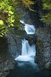 翡翠の瀑布