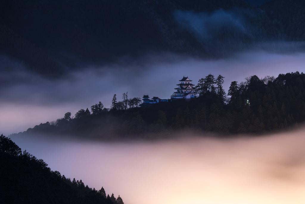 幻海の城・凪
