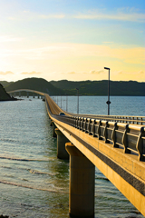 Tsunoshima Ohashi Bridge