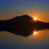 筑波の太陽