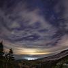 凍える夜空の訪れ