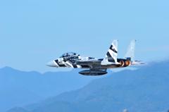 2015 新田原基地航空祭予行