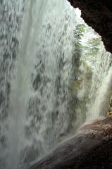 雷滝:裏見の滝 2