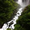 華厳の滝-裾
