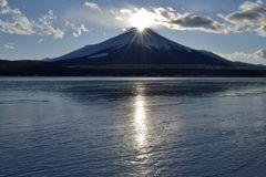 平日の富士山674
