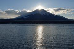 週末の富士山(新作756)