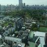 RICOH CX1で撮影した風景(オフィスからの眺望)の写真(画像)