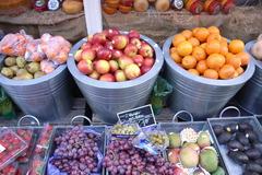 HOLLANDの果物たち