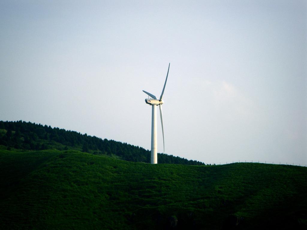 車帰風力発電所ズーム for Pentax W60