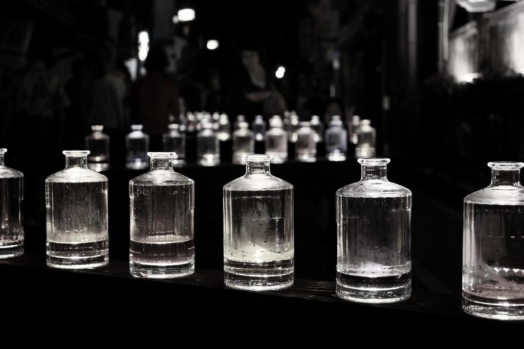 瓶の中の静寂