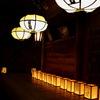 奈良の灯り