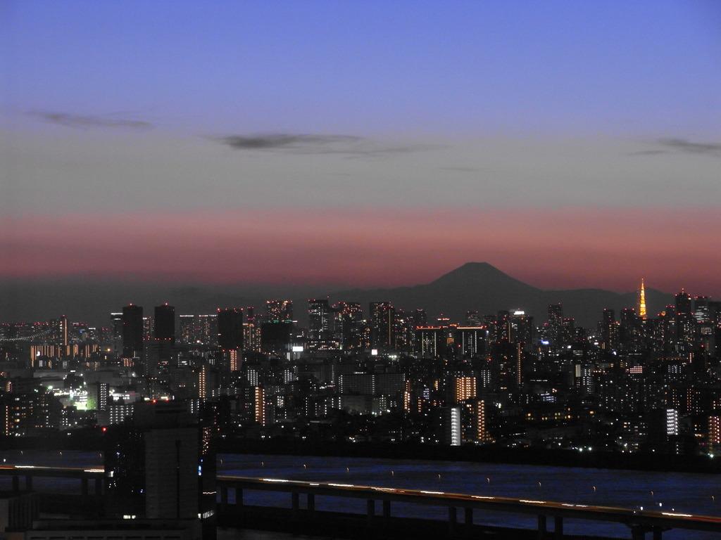 Twilight Tokyo
