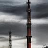 京浜工業地帯#14 flare stack