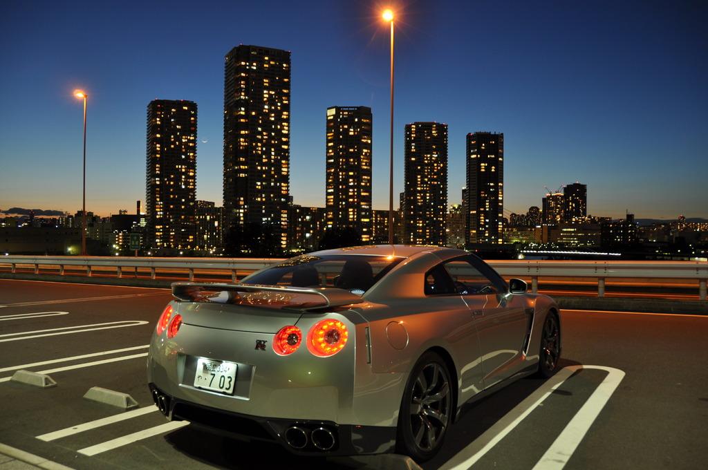 人工都市東京