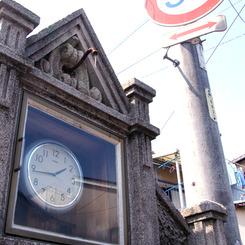 その他のカメラメーカー その他のカメラで撮影した建物(時の守人)の写真(画像)
