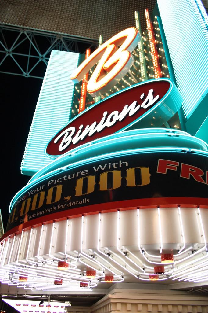 Binion's Hotel