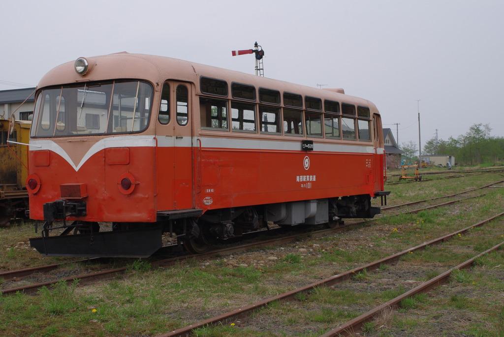 レールバス キハ101
