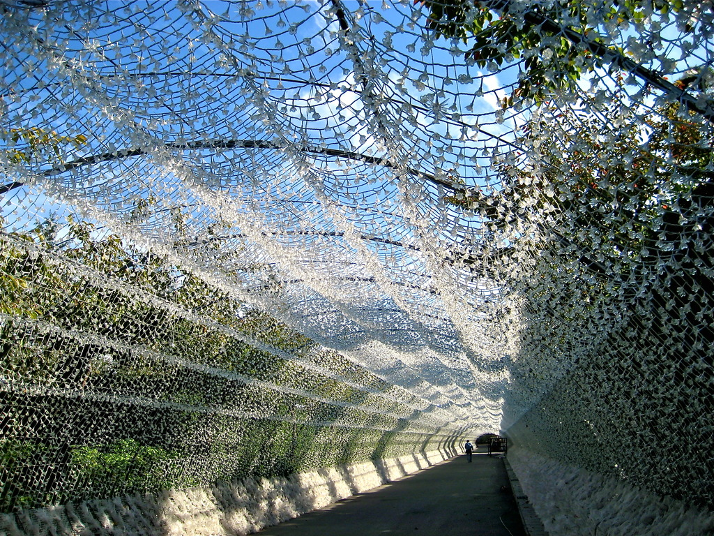 Artificial spider net