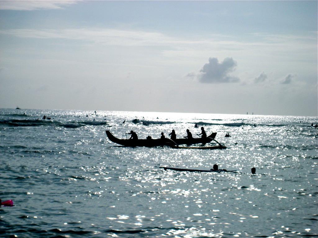 海に魅せられて