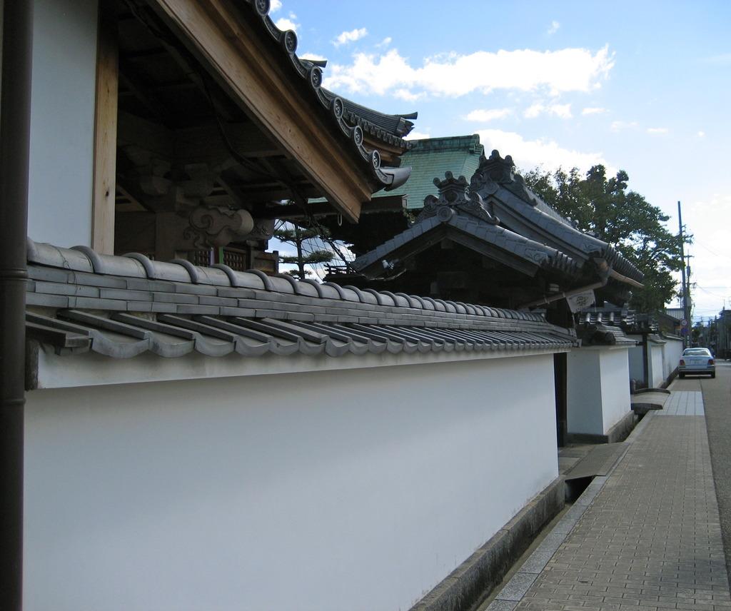 伊賀上野 寺町