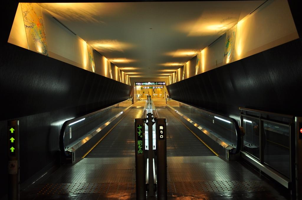 成田空港第一ビル26番ゲット(2)