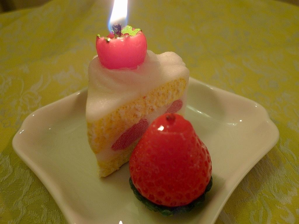 イチゴのショートケーキ♪