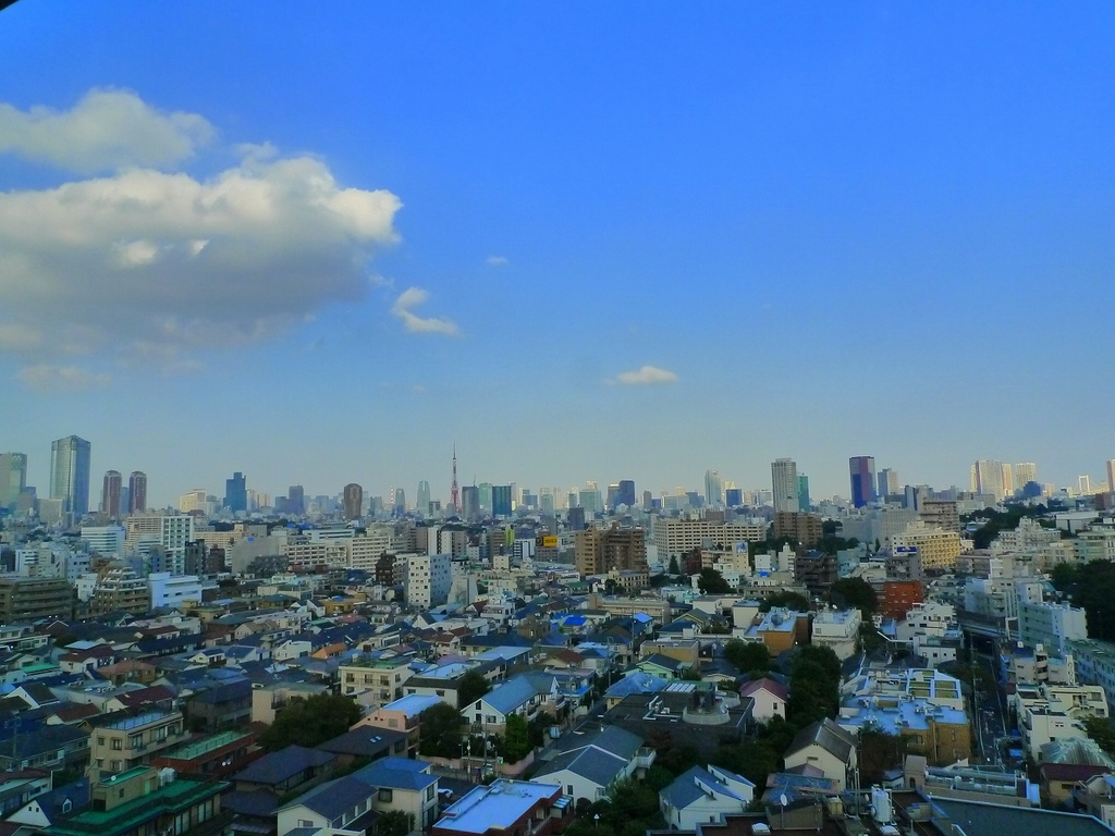 Tokyo City View!!!