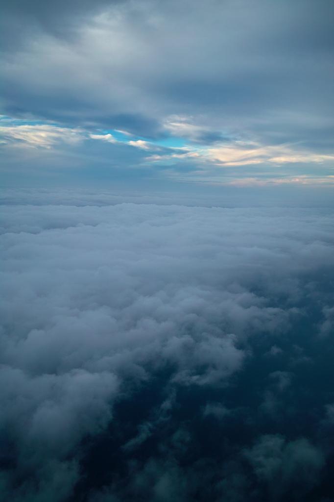 天と地の狭間