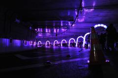 首都高 山手トンネルウォーク